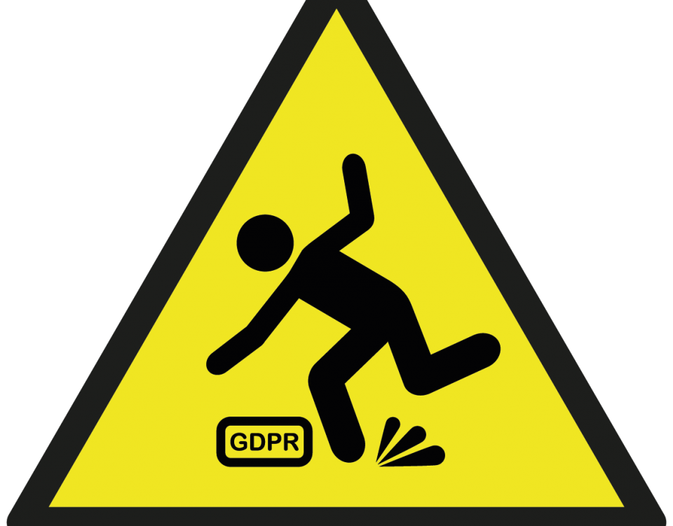 Will GDPR trip your organisation up?